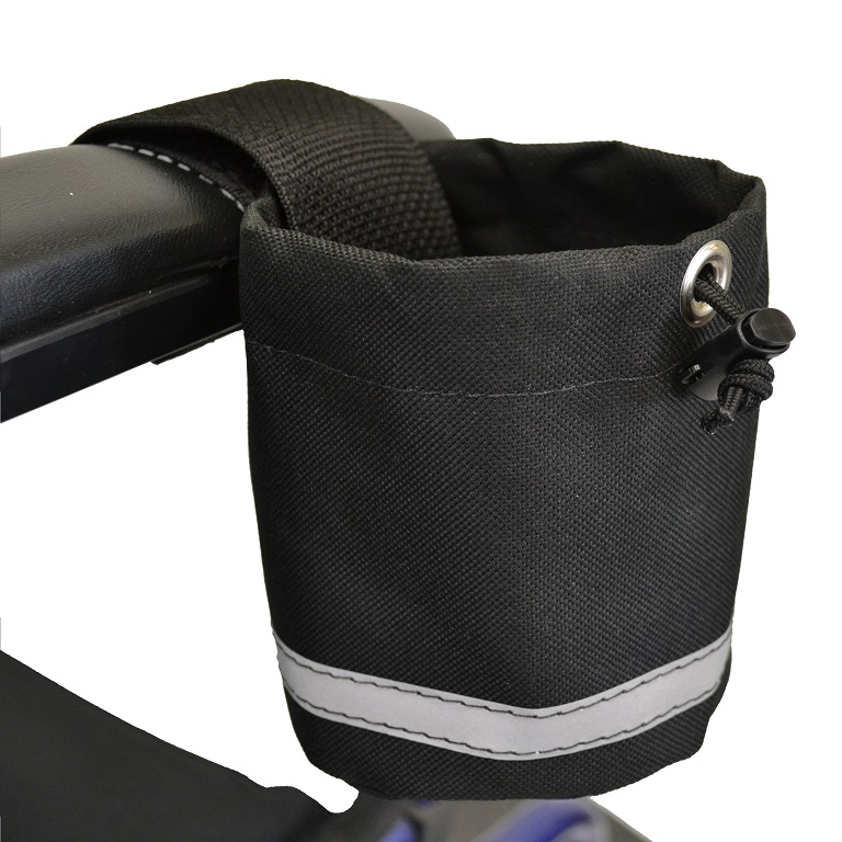 Side Mount Unbreakable Cup Holder Durable Fabric Holder