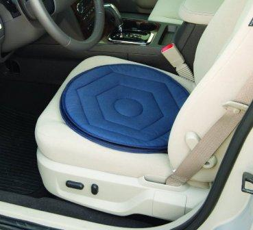 Auto Swivel Seat Cushion By Standers For Smooth Transfers