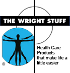 The Wright Stuff logo