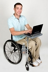 Enabler Wheelchair Table