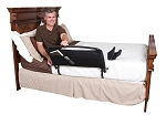 30 Inch Safety Bed Rail with Padded Pouch by Standers