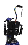 Wheelchair or Scooter Cane Carrier
