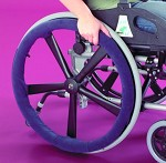 Awesome Grip Wheelchair Hand Rim Covers
