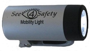 See 4 Safety Mobility Light
