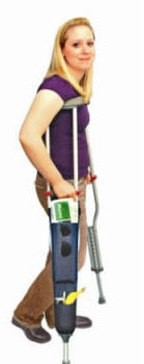 Crutch Tote Crutch Bag - Discontinued