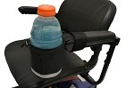 Front Mount Unbreakable Cup Holder