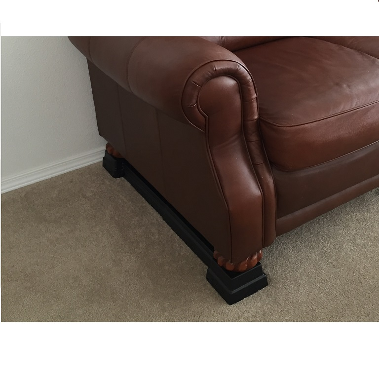 Ezer Up Chair And Sofa Riser Makes It Easier For People With Low Furniture To Sit Or Stand