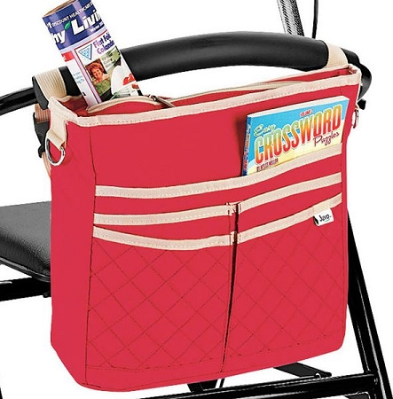 Juvo Universal Mobility Tote Red