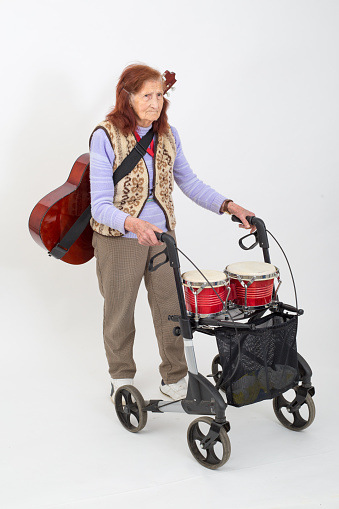 Making the Most of Your Rollator
