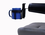 Wheelchair Armrest Cup Holders