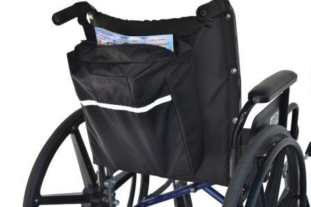 Standard Wheelchair Seatback Bag