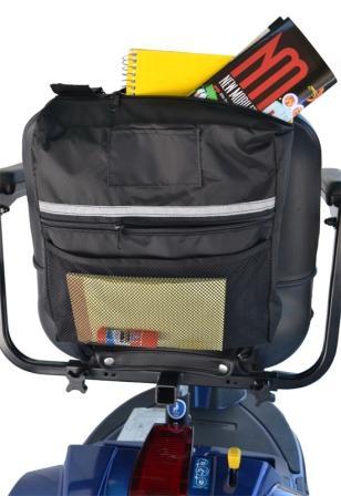 Mid Range Seatback Bag