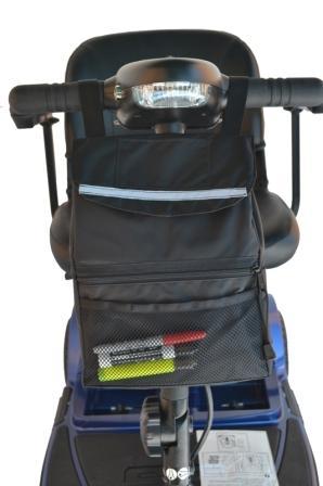 Deluxe Scooter Tiller Bag