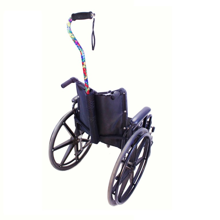 Wheelchair Cane Carrier