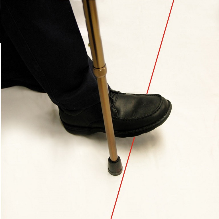 In-Step LaserCane