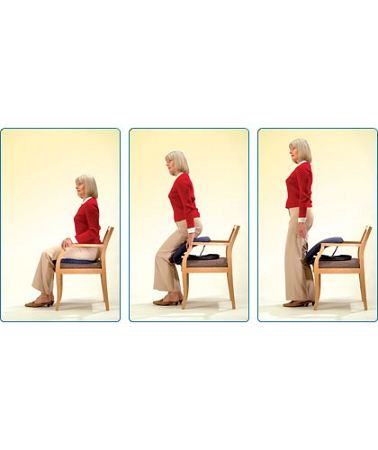 UP-Lift Seat Assist :: gentle automatic lifting cushion