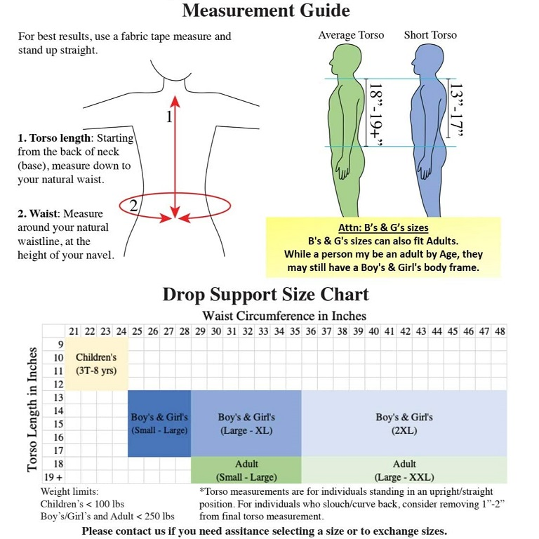 Harnessing Childrens Natural Ways Of >> Drop Support Harness For Children Safety Harness Mobility Aid