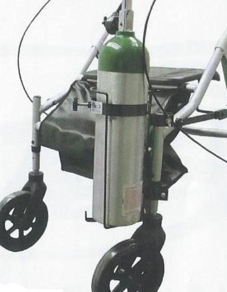 Oxygen-Tank-Holder-for-Rollators