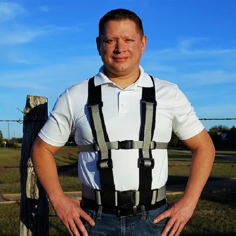 Drop-Support-Harness-for-Adults