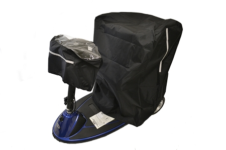 Diestco 2 Piece Scooter Seat and Tiller Cover