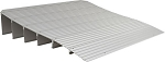 EZ Access 6 inch Aluminum Threshold Ramp