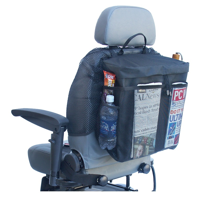 Ez Access Scooter Pack Storage And Tote Back Pack For Scooters