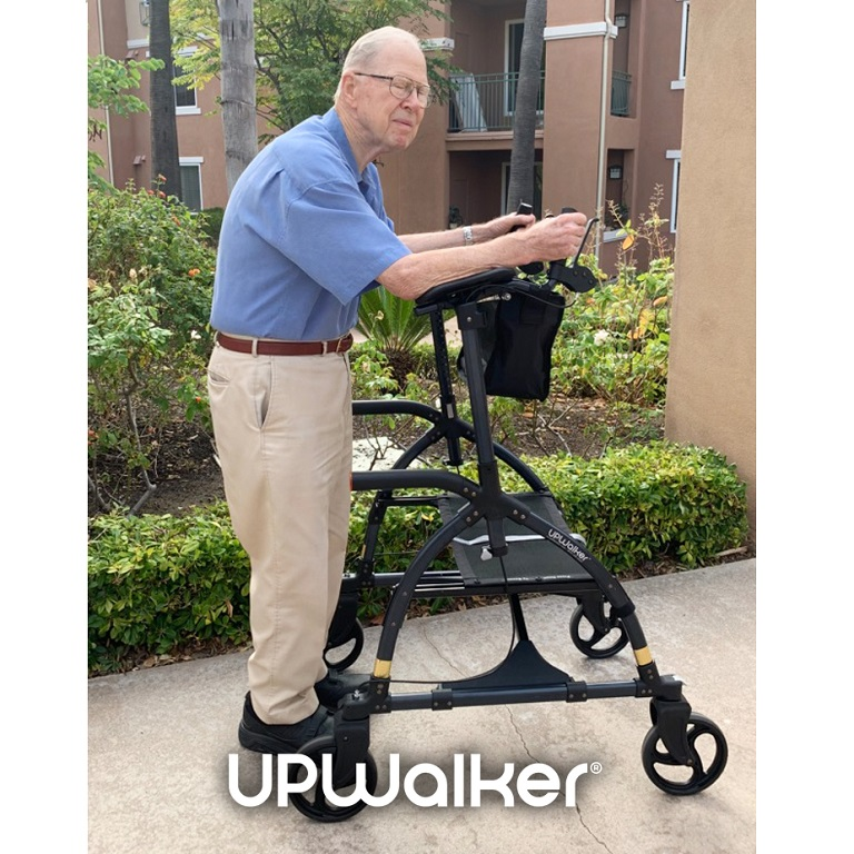 Up Walker Posture Walker Mobility Aid