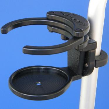 SnapIt Adjustable Drink Holder with MultiMount Bracket