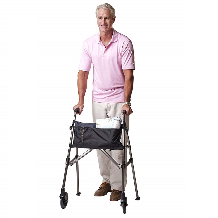Easy Fold and Go Walker by Standers