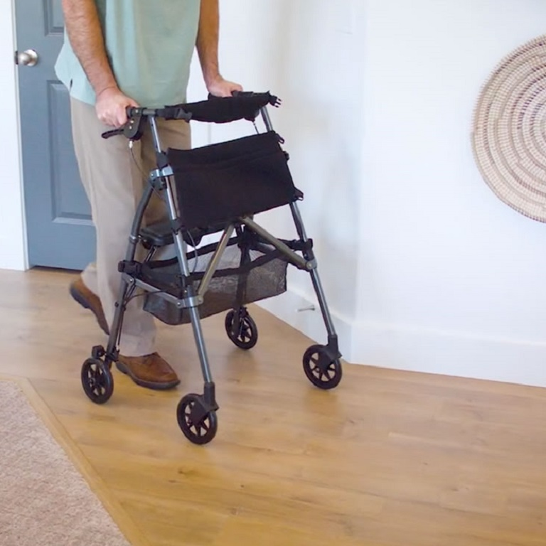 Easy-Fold-and-Go-Rollator-by-Standers