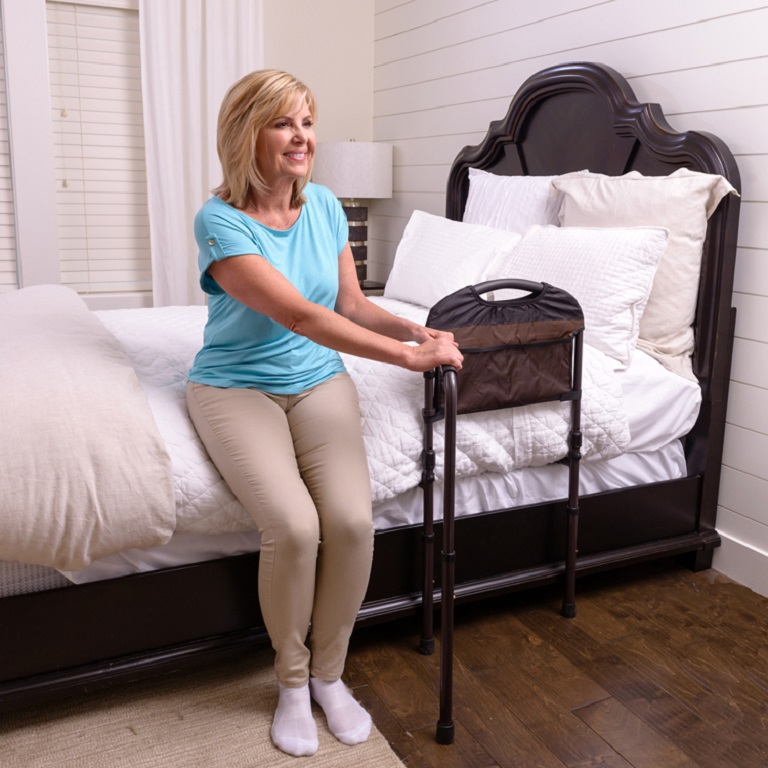 Fantastic Mobility Bed Rail By Standers Ncnpc Chair Design For Home Ncnpcorg