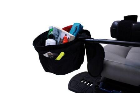Wheelchair Front Armrest Bag