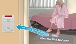 Smart Caregiver Cordless Alarm and Floor Pad