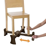 Kaboost Portable Chair Riser