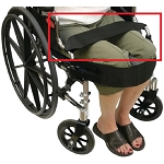 Therafin Wheelchair Thigh Strap