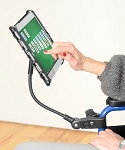 Flexible Arm Mini Tablet Holder by Delta