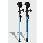 ErgoActives Shock Absorber Junior Forearm Crutches