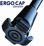 Ultralight ErgoCap Cane Tip by ErgoActives