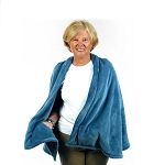 Granny Jo Fleece Cape