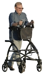 Up Walker Small Posture Walker Mobility Aid