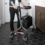 Trust Care Let's Move Rollator by Stander
