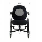 Revo Slim Daily Living Wheelchair
