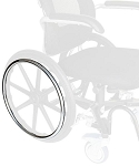 Revo Slim Daily Living Wheelchair Hand Rings