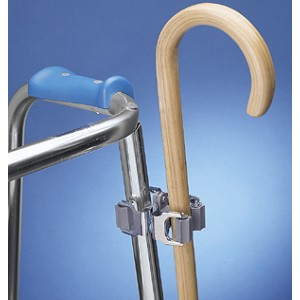 Clip Walking Cane Holder