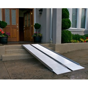 EZ - Access 8 ft Suitcase Ramp Signature SS8