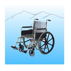 Aqua Creek 18 inch Stainless Steel Aquatic Wheelchair