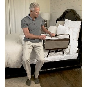 Signature Life Sleep Safe Home Bed Rail by Standers