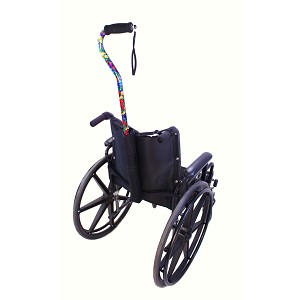 Diestco Wheelchair Cane Carrier