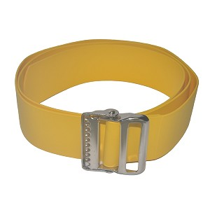 Yellow Soft Easi-Care Gait Belt