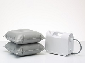 Raiser Inflatable Lifting Cushion by Mangar